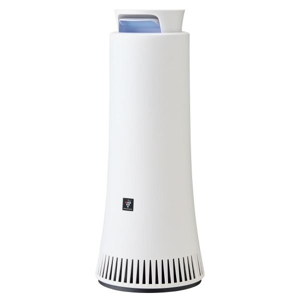 シャープ DYS01W 除菌脱臭機 プラズマクラスター ホワイト系