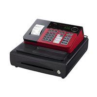 (お取り寄せ)CASIO カシオ SE-S30-RD 電子レジスター SES30RD レッド 消費税法の改正に対応