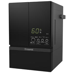 三菱重工 SHE60RD-K スチームファン蒸発式加湿器 roomist ブラック [SHE60RDK]