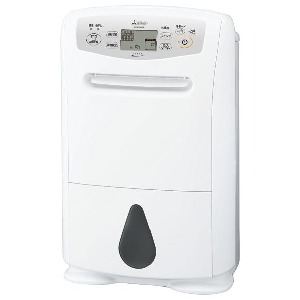三菱 MJ-P180PX-W 衣類乾燥除湿機 サラリ ホワイト [MJP180PXW]