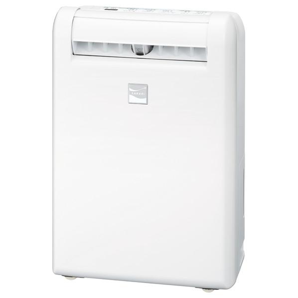 三菱 MJ-M100PX-W 衣類乾燥除湿機 サラリ ホワイト [MJM100PXW]