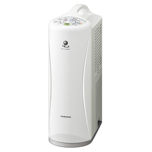 (在庫あり)コロナ CD-S6319(W) 衣類乾燥除湿機 ホワイト CDS6319W