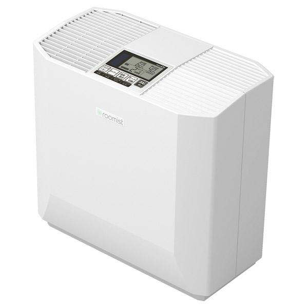三菱重工 SHK90SR-W ハイブリッド式加湿器 roomist クリアホワイト [SHK90SRW]