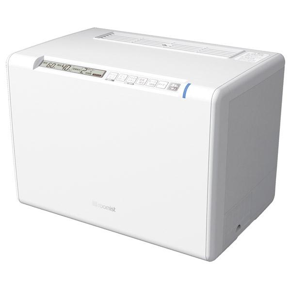 三菱重工 SHE120SD-W スチームファン蒸発式加湿器 roomist クリアホワイト [SHE120SDW]