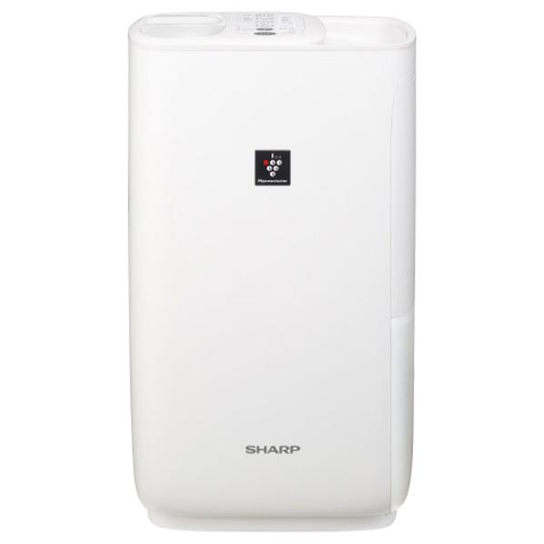 シャープ ハイブリッド式加湿器 KuaL ホワイト系/プレミアムホワイト HVJ55E7W