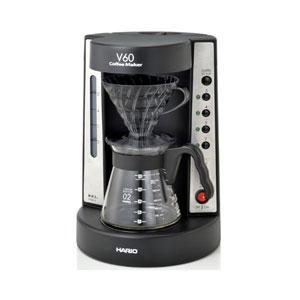 (お取り寄せ)HARIO EVCM-5TB 透明ブラック ハリオ コーヒーメーカー