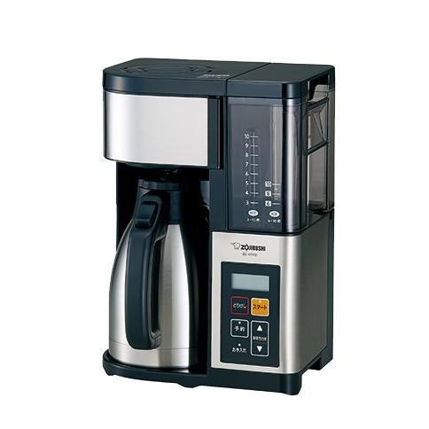 (お取り寄せ)象印 コーヒーメーカー(大容量タイプ) 珈琲通 EC-YS100 [ECYS10]