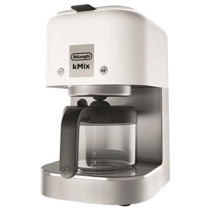 デロンギ ドリップコーヒーメーカー ケーミックス COX750JWH クールホワイト