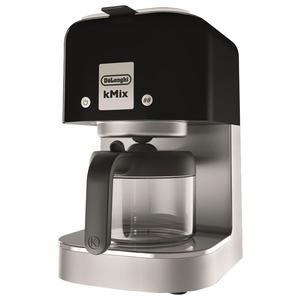 (お取り寄せ)デロンギ ドリップコーヒーメーカー ケーミックス COX750JBK リッチブラック