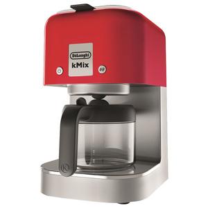 (お取り寄せ)デロンギ ドリップコーヒーメーカー ケーミックス COX750JRD スパイシーレッド