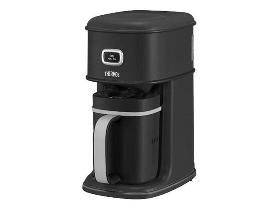 (3/1発売予定)サーモス アイスコーヒー専用コーヒーメーカー ECI-661-D-RST(ディープロースト)