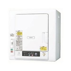 (お取り寄せ)日立 DE-N60WV W 6.0kg衣類乾燥機 ピュアホワイト [DEN60WVW]