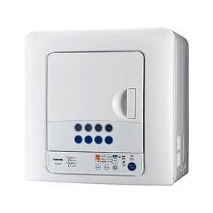 (お取り寄せ)東芝 ED-60C(W) 6.0kg衣類乾燥機 [ED60CW]