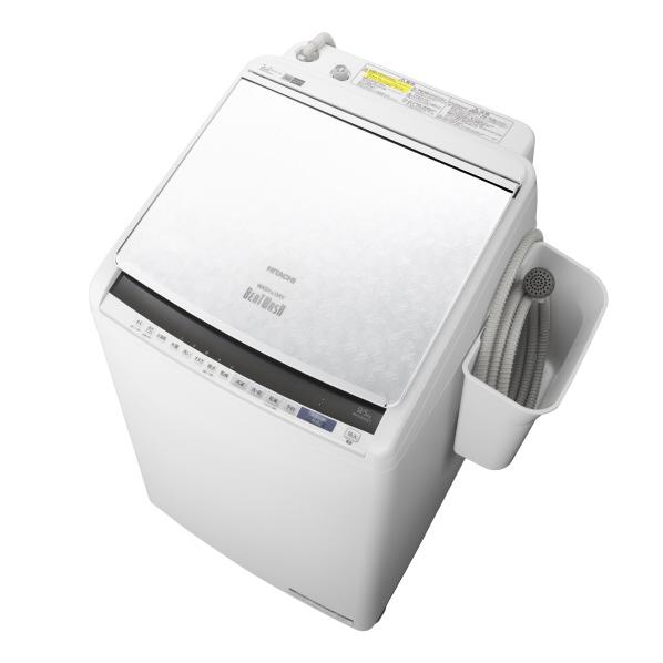 日立 BW-DV90EE7 W 9.0kg洗濯乾燥機 オリジナル ビートウォッシュ ホワイト [BWDV90EE7W] ※配送設置:最寄のエディオン商品センターよりお伺い致します。[※サービスエリア外は別途配送手数料が掛かります]