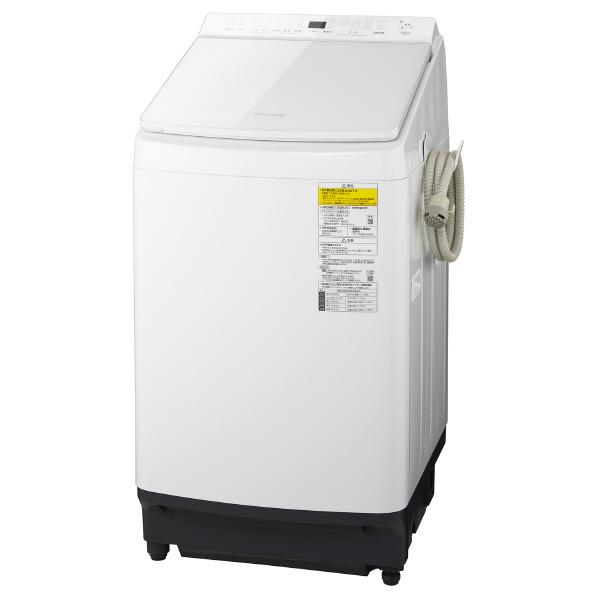 パナソニック NA-FW80K7-W 8.0kg洗濯乾燥機 ホワイト NAFW80K7W ※配送設置:最寄のエディオン商品センターよりお伺い致します。[※サービスエリア外は別途配送手数料が掛かります]
