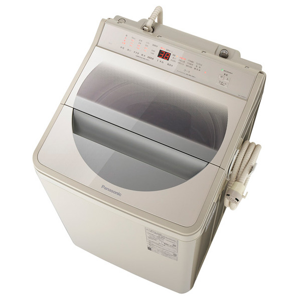 パナソニック NA-FA90H7-C 9.0kg全自動洗濯機 ストーンベージュ [NAFA90H7C] ※配送設置:最寄のエディオン商品センターよりお伺い致します。[※サービスエリア外は別途配送手数料が掛かります]