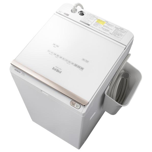 日立 BW-DX120EE7 W 12.0kg洗濯乾燥機 オリジナル ビートウォッシュ ホワイト [BWDX120EE7W] ※配送設置:最寄のエディオン商品センターよりお伺い致します。[※サービスエリア外は別途配送手数料が掛かります]