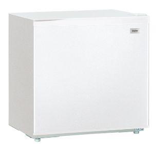 (お取り寄せ)ハイアール 38L 冷凍庫(フリーザー)直冷式 シルバーHaier JF-NU40G-S