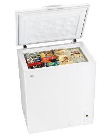(お取り寄せ)ハイアール 145L ホワイトHaier チェストタイプ チェストタイプ 冷凍庫(フリーザー)直冷式 JF-NC145F(W) ホワイトHaier JF-NC145F(W), プロショップ太陽:d79b72c0 --- officewill.xsrv.jp