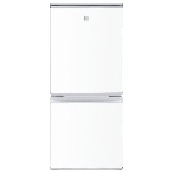 シャープ 137L 2ドアノンフロン冷蔵庫 keyword キーワードホワイト SJ14E6KW ※配送設置:最寄のエディオン商品センターよりお伺い致します。[※サービスエリア外は別途配送手数料が掛かります]