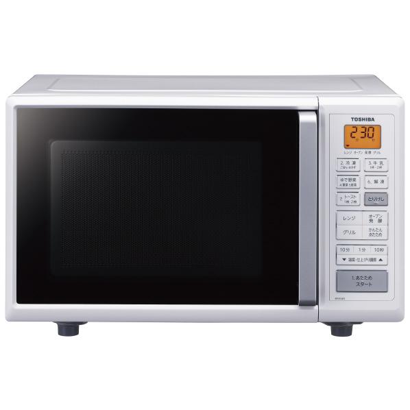 東芝 オーブンレンジ オリジナル ホワイト ER-R16E5(W) [ERR16E5W] ※一般の市販モデル(型番:ERR16W)をベースに仕様変更・追加したオリジナルモデル!