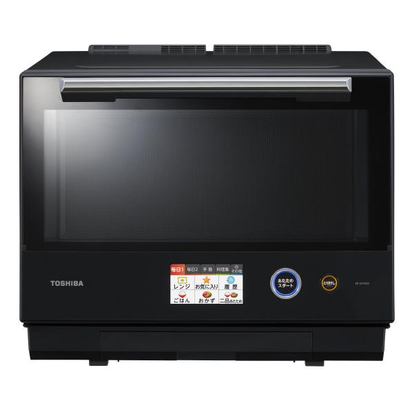 (お取り寄せ)東芝 ER-SD7000(K) 過熱水蒸気オーブンレンジ 石窯ドーム グランブラック [ERSD7000K]