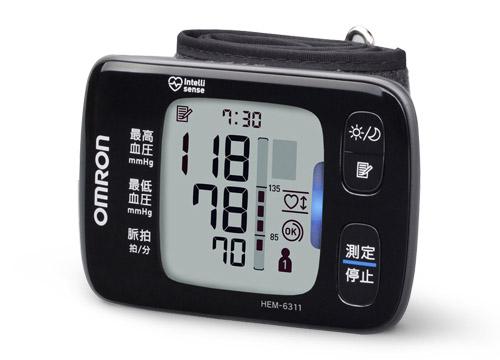 (お取り寄せ)オムロン 手首式血圧計 OMRON HEM-6311