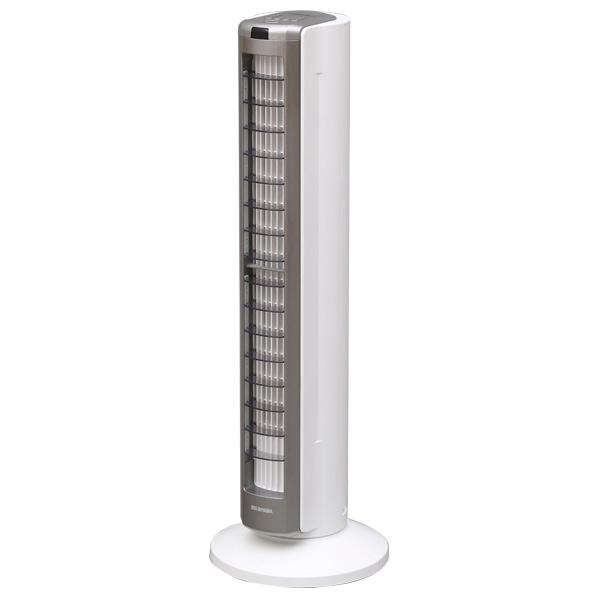 アイリスオーヤマ KTF-C83T-S タワー型扇風機 [KTFC83TS]