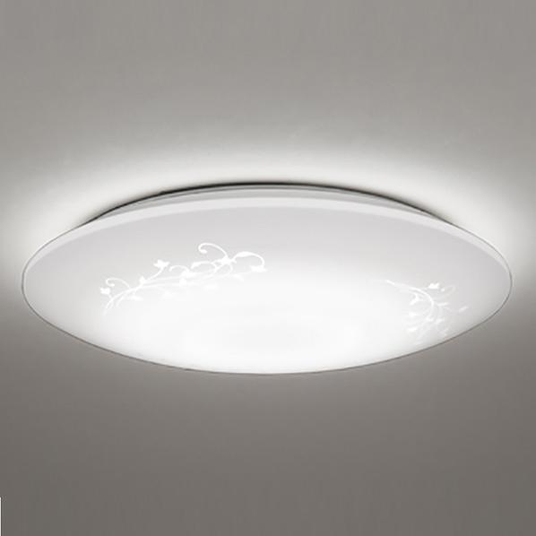 インテリアで人気のボタニカル柄デザイン オーデリック 毎日がバーゲンセール 売れ筋 ~8畳用 SH8279LDR LEDシーリングライト