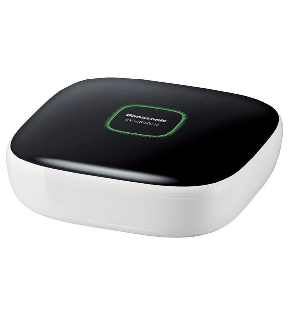 (お取り寄せ)パナソニック Panasonic ホームユニット KX-HJB1000-W ホワイト(KX-HJB1000W)ホームネットワーク システム