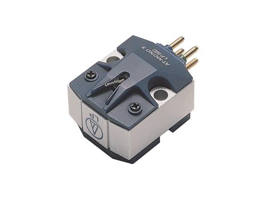 オーディオテクニカ(audio-technica) AT-MONO3/LP モノラル専用MC型カートリッジ(LP用)