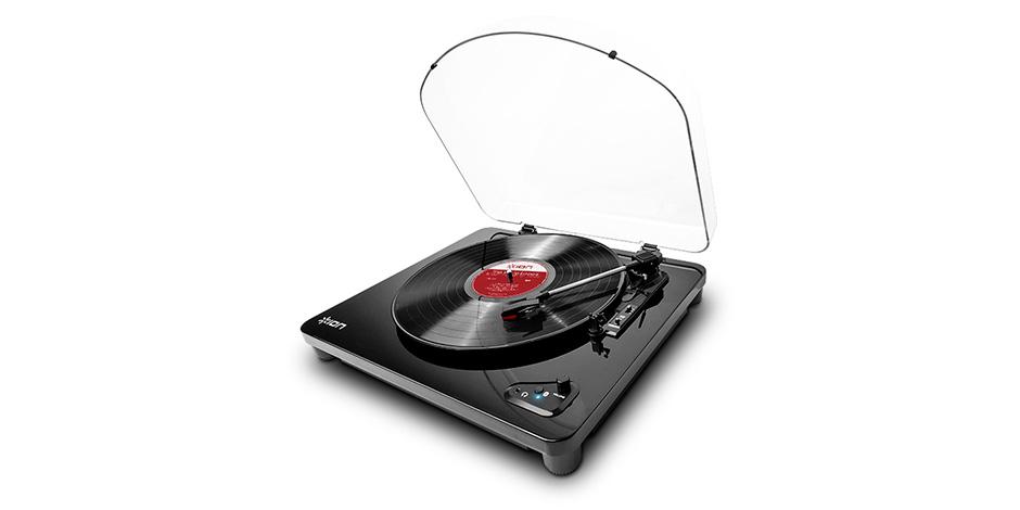 (お取り寄せ)ION AUDIO Air LP(IA-TTS-019)USBレコードプレーヤー