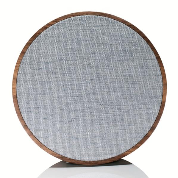 (お取り寄せ)Tivoli Audio Bluetoothワイヤレススピーカー ART ORB Walnut/Grey ORB1744JP [ORB-1744-JP]