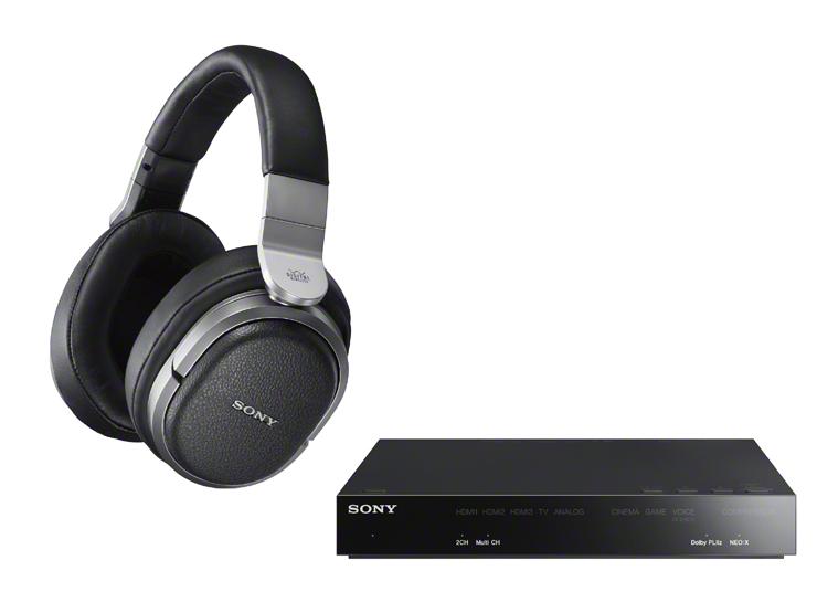 SONY/ソニー MDR-HW700DS デジタルサラウンドヘッドホンシステム MDRHW700DS