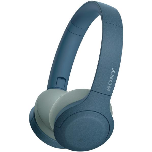 SONY WH-H810 L Bluetoothヘッドフォン ブルー [WHH810L]
