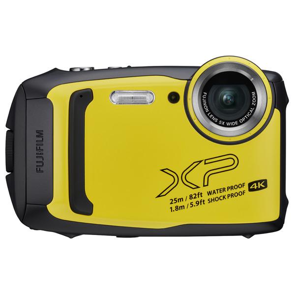 富士フイルム FFX-XP140Y デジタルカメラ FinePix XP Series イエロー [FFXXP140Y]
