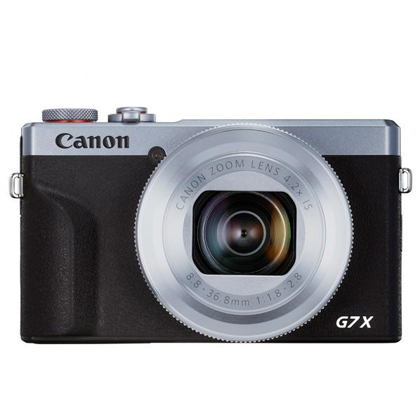 キヤノン デジタルカメラ PowerShot G7 X Mark III シルバー PSG7XMARK3SL