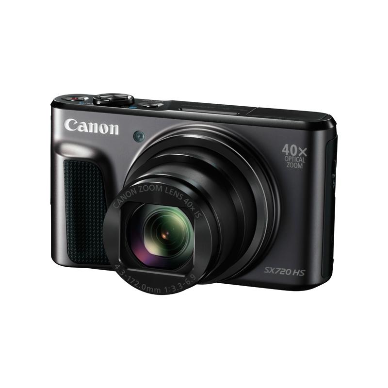 キヤノン デジタルカメラ PowerShot SX720 HS ブラック PSSX720HSBK