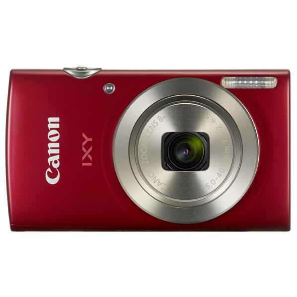キヤノン デジタルカメラ IXY 200 レッド IXY200RE