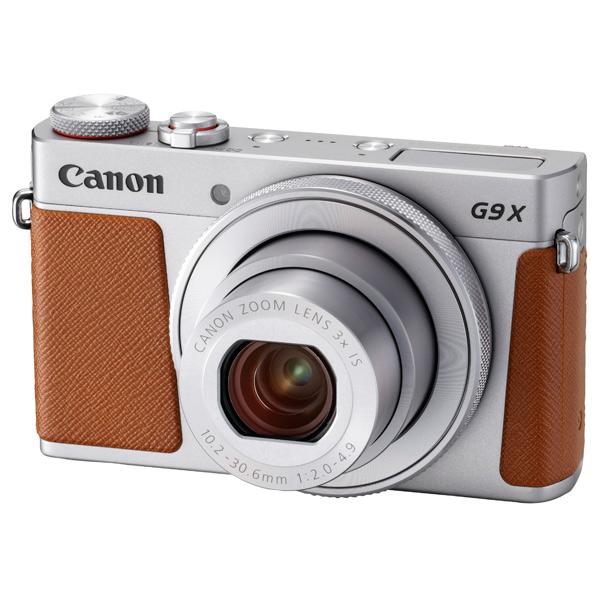キヤノン デジタルカメラ PowerShot G9 X Mark II シルバー PSG9XMK2SL