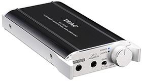 (お取り寄せ)ティアック(TEAC)DAC搭載ポータブルヘッドホンアンプ HA-P50SE-B(Black)