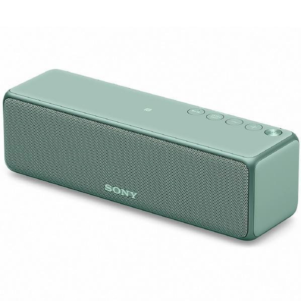 (お取り寄せ)SONY SRS-HG10-G ワイヤレスポータブルスピーカー ホライズングリーン [SRSHG10G]
