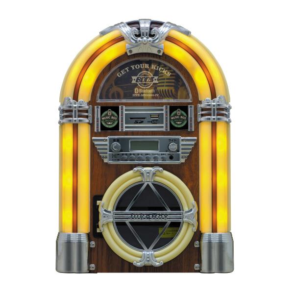 (お取り寄せ)HNB販売 HNB-MX2500IV ミュージックボックス風音楽プレイヤー BOOS アイボリー [NBMX2500IV]