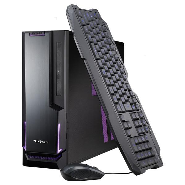 (お取り寄せ)mouse オリジナルブランドデスクトップパソコン EGG+ EGPR727G107DR10W