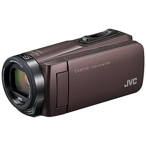 (お取り寄せ)JVCKENWOOD JVC ビデオカメラ Everio 耐衝撃 耐低温 32GB ブラウン GZ-F270-T