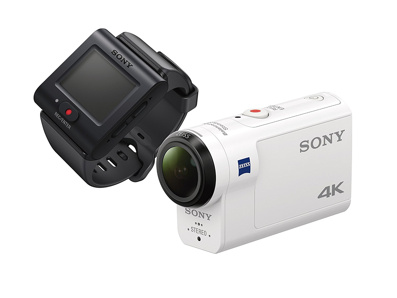 (納期目安1ヶ月~)SONY デジタルHDビデオカメラレコーダー アクションカム ホワイト FDR-X3000R [FDRX3000R]