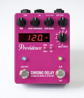 PROVIDENCE/Providence DLY4(CHRONO DELAY)プロビデンス デジタルディレイ DLY-4