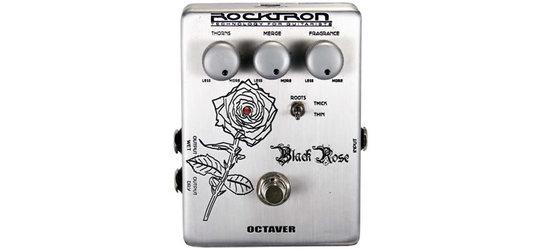 ROCKTRON オクターバー Black Rose RT1977