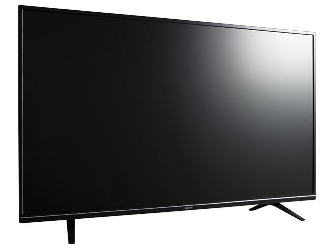 アイリスオ-ヤマ 55V型4K対応テレビ LT-55A620 ※配送設置:最寄のエディオン商品センターよりお伺い致します。[※サービスエリア外は別途配送手数料が掛かります](搬入不可等によるキャンセルは出来ません)