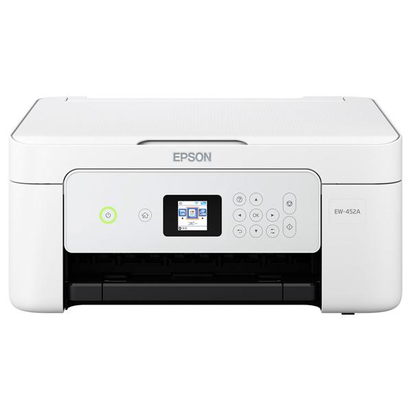 エプソン EW-452A インクジェット複合機 colorio [EW452A]
